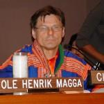 Ole Henrik Magga.Permanent forum